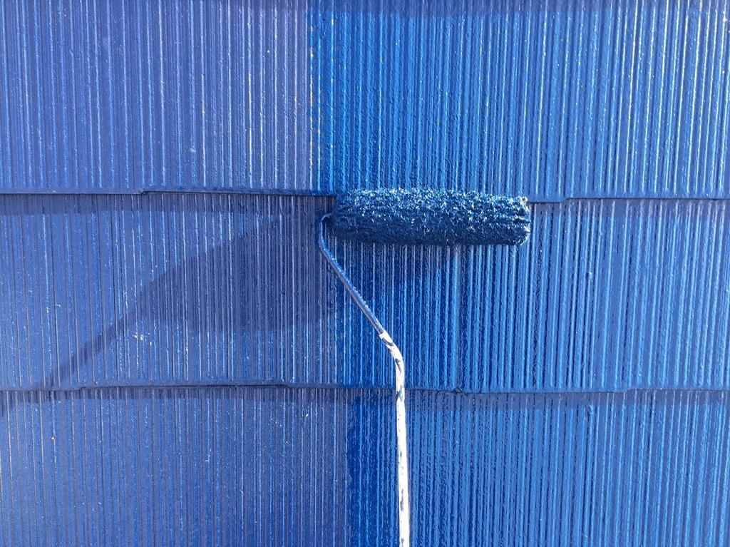 外壁・屋根・付帯部の塗装工事 埼玉県越谷市せんげん台のT様邸にて塗り替えリフォーム