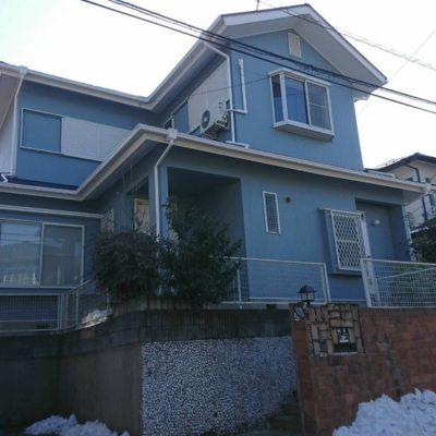 外壁・屋根・付帯部の塗装工事|埼玉県越谷市せんげん台のT様邸にて塗り替えリフォーム