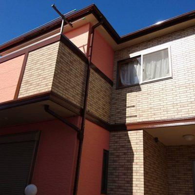 外壁・屋根・付帯部の塗装工事|埼玉県越谷市東越谷のT様邸にて塗り替えリフォーム