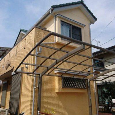 外壁・付帯部の塗装工事|埼玉県上尾市のI様邸にて塗り替えリフォーム