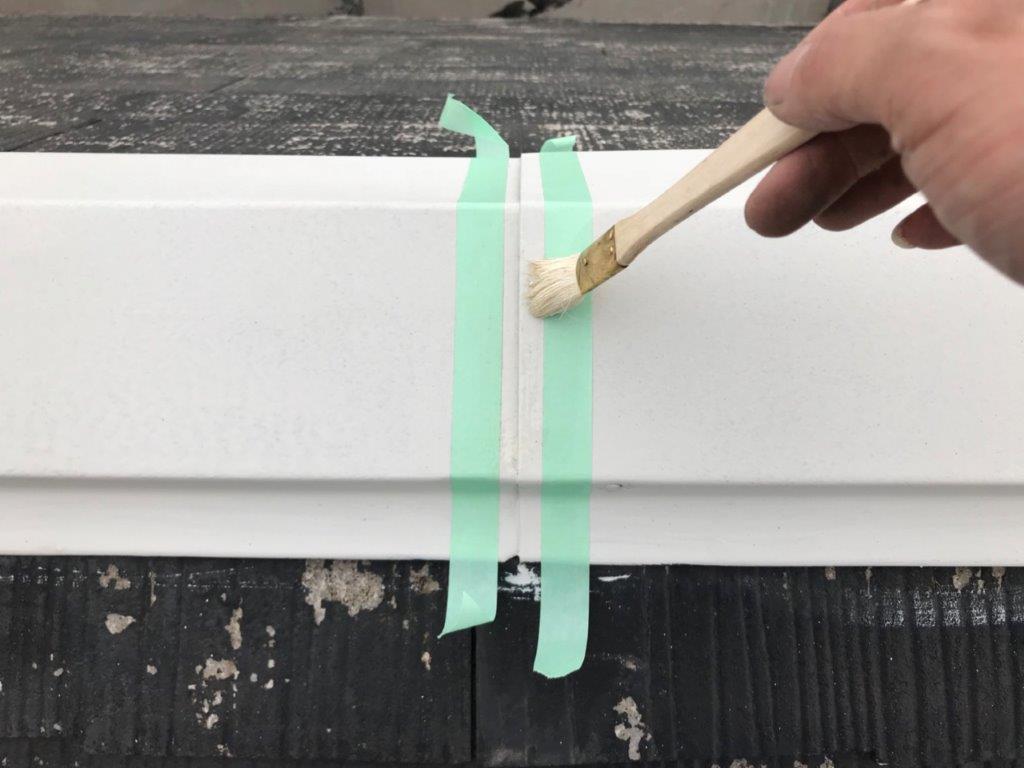 外壁・屋根・付帯部の塗装工事と雨樋の交換工事 埼玉県さいたま市見沼区のT様邸にて塗り替えリフォーム